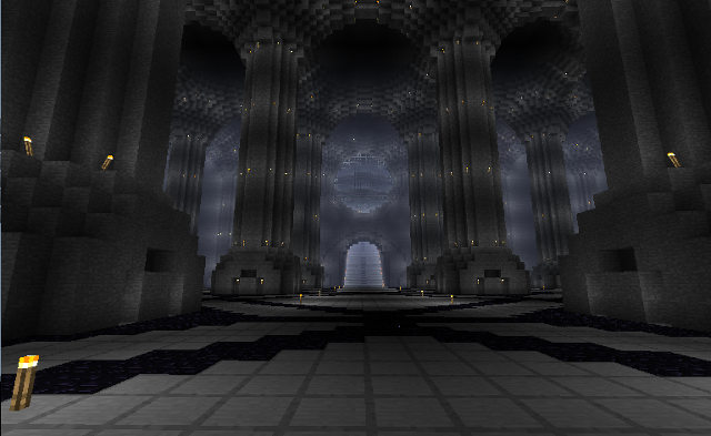 Minecraft Lord Of The Rings Server