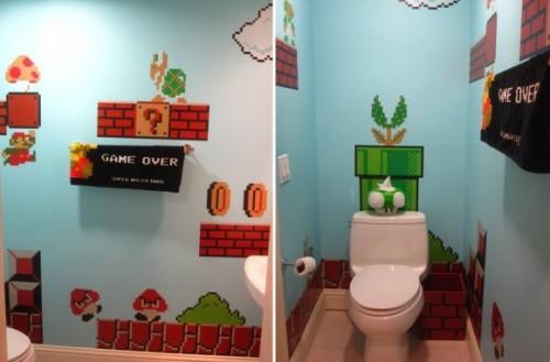 Großzügig Super Mario Kinderzimmer Fotos - Hauptinnenideen ...
